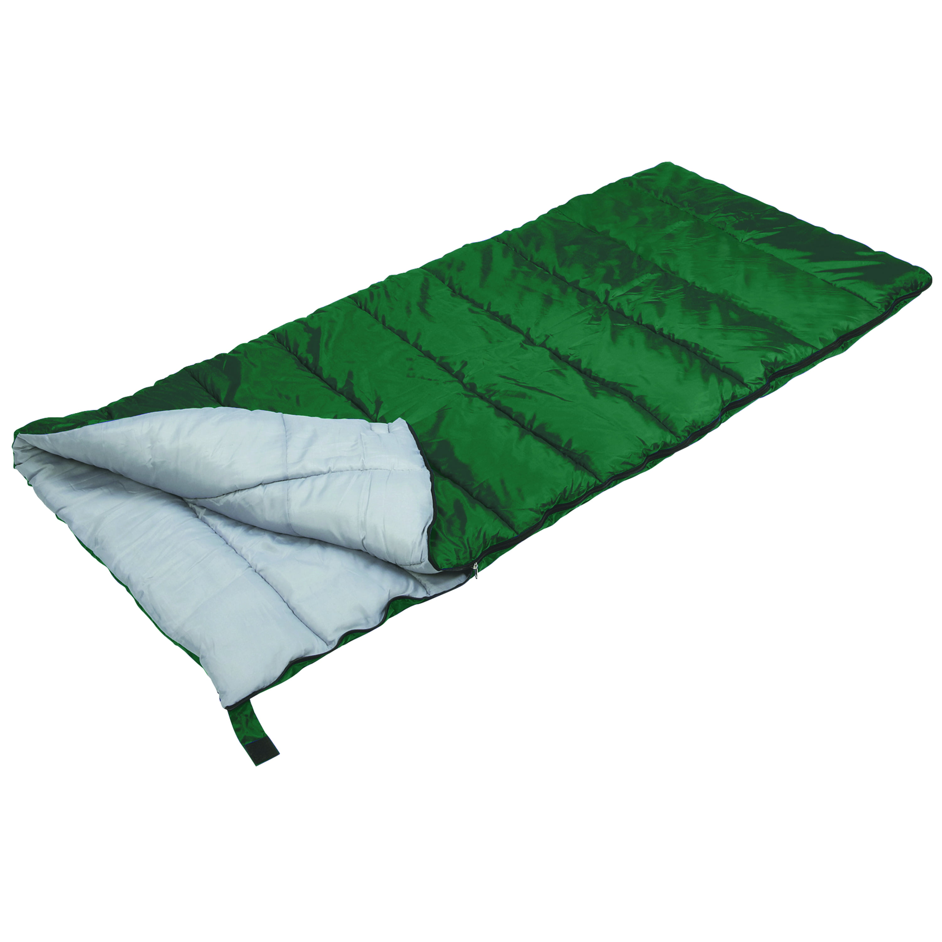 Stansport Sleeping Bag, Forest Green by Stansport