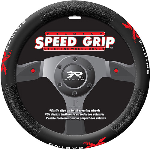 R Racing Steering Wheel Cover