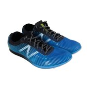 New Balance Track Field Spikes Mens Blue Synthetic Athletic Training Shoes