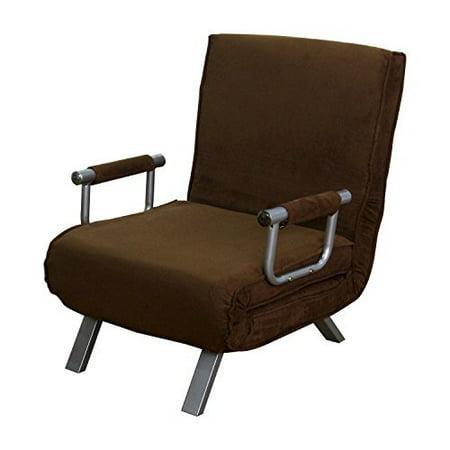 f31db9c669b Symple Stuff Juarez Convertible Single Sleeper Futon Chair - Walmart.com