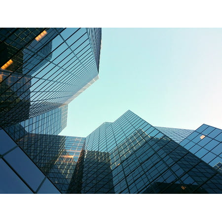 Canvas Print Business Corporate Office Entrepreneur Stretched Canvas 10 x (Corporate Offices)