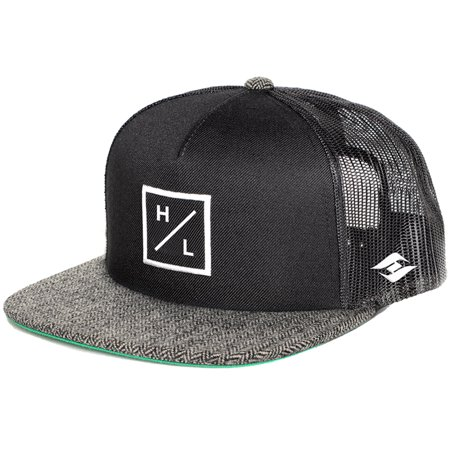 Hyperlite Box Trucker Hat](Trucker Mustache)