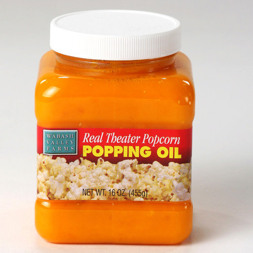 Wabash Valley Farms Real Theater Popcorn Popping Oil (Set of 3)