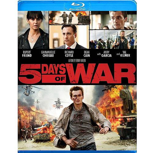 5 Days Of War (Blu-ray) (Widescreen)