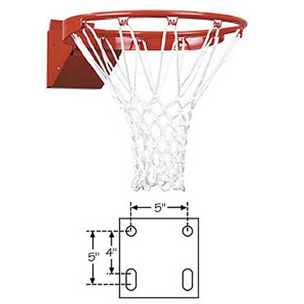 FT190 First Team Competition Economy Breakaway Basketball Rim