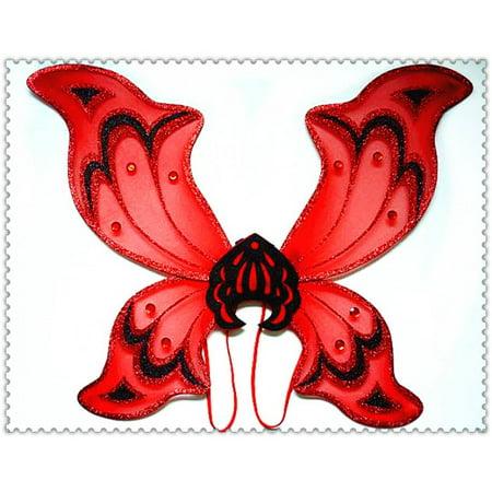 Adult Red Devil Wings (Devil Wings)