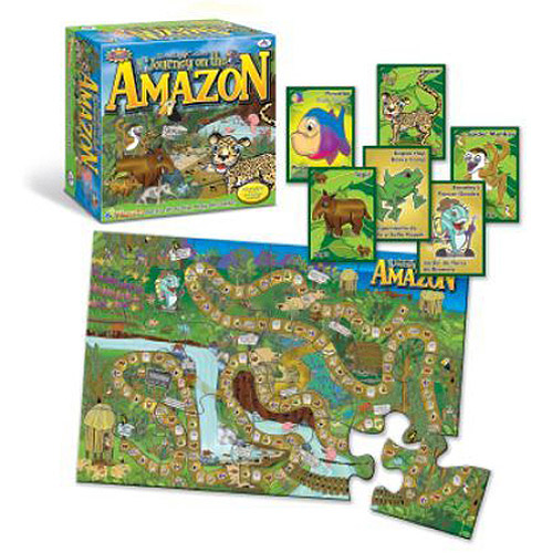 Talicor Amazon Playzzle Game