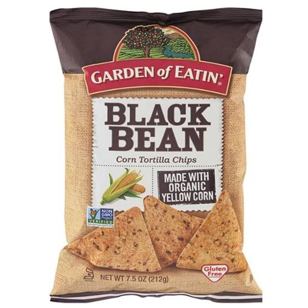 Garden of Eatin' Black Bean Corn Tortilla Chips 8 oz Bags...