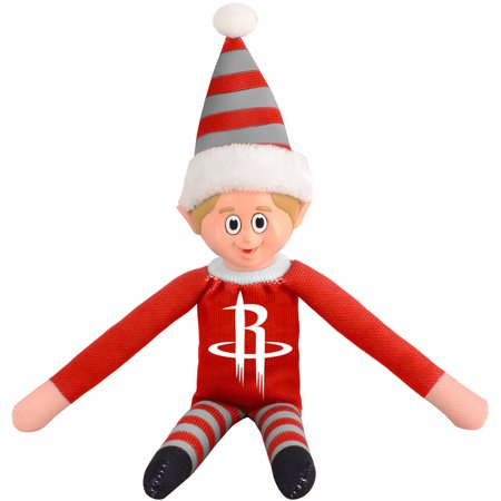 Forever Collectibles NBA Team Elf, Houston Rockets