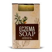 Conzerol Organic Eczema Soap, 4 oz