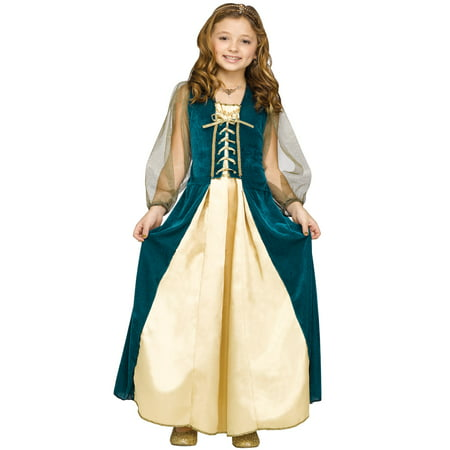 Juliet Child Costume - Juliet Capulet Costume