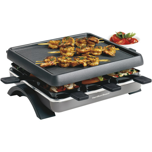 Hamilton Beach Raclette Party Grill | Model# 31602