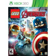 LEGO Marvel's Avengers, Warner Bros, Xbox 360