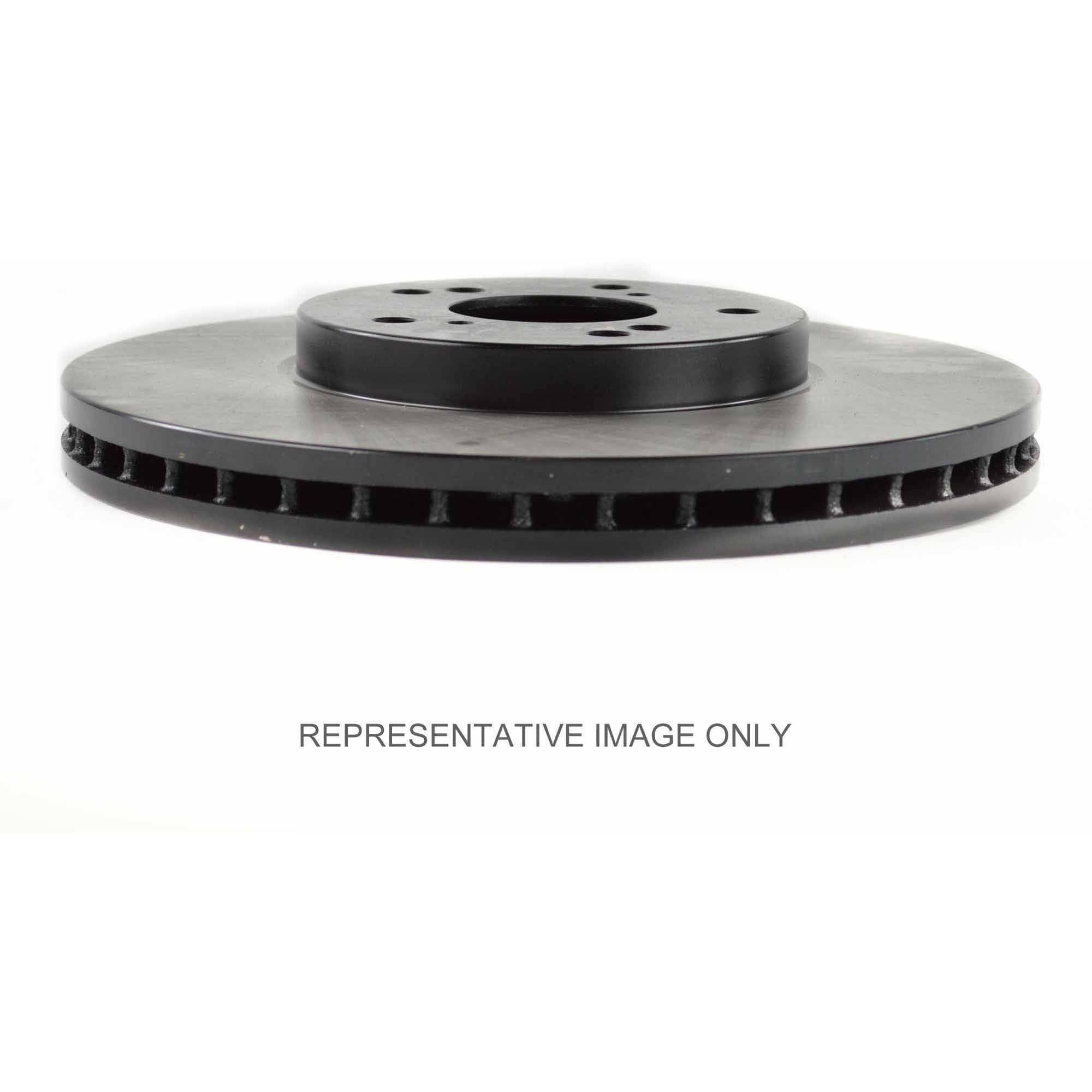 Centric Brake Rotor, #120-62100