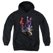 Farscape Criminally Epic Big Boys Pullover Hoodie