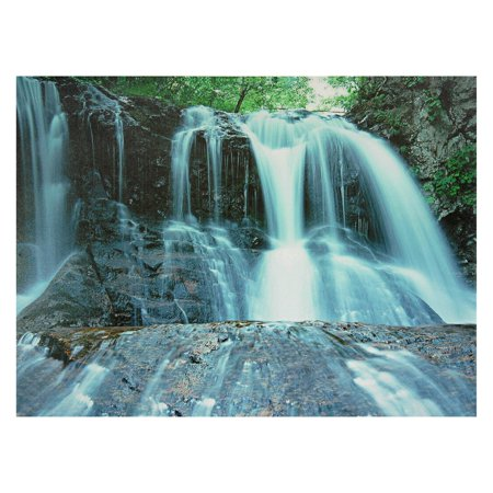 - Waterfall Canvas Wall Art