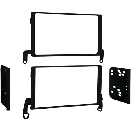 Ford Double Din Kit - Metra 95-5818 1997-2004 Ford F-150 Truck/Lincoln Double-Din Installation Kit