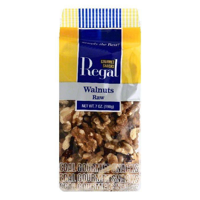 Regal Walnuts, Raw