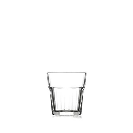 Whiskey Water - Pasabahce ARA218Z, 6 3/4 oz Old Fashioned Whisky Water Glass, Brandy Whiskey Tumblers, Scotch Glasses with Heavy Base, Set of 6