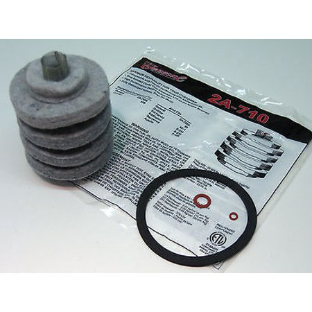 2A-710 General Furnace Fuel Oil Filter Wool Felt for 2A-700a 99 XF-1 S-252 -