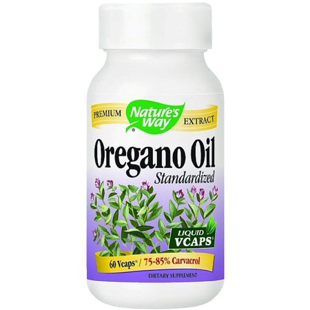 Nature S Way Oregano Oil Reviews