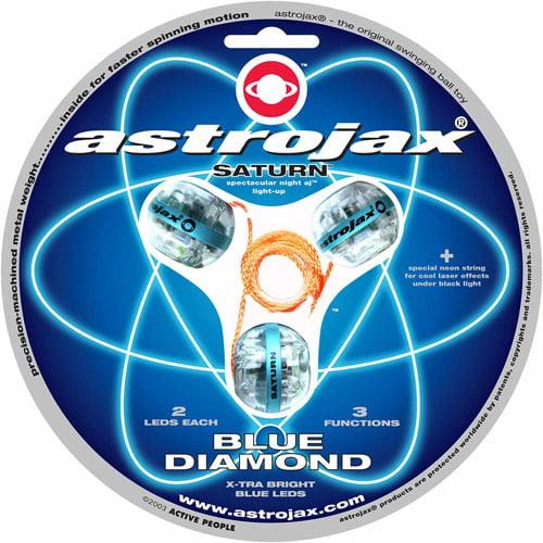Astrojax Saturn Blue Diamond