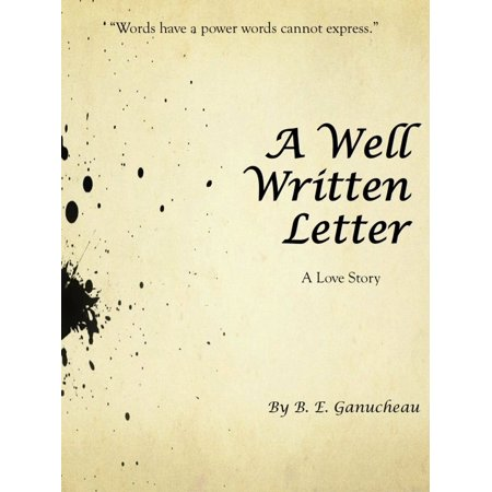 A Well Written Letter - eBook