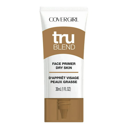 Dna Polymerase Primer (COVERGIRL TruBlend Primer for Dry Skin, 1 Fl Oz)