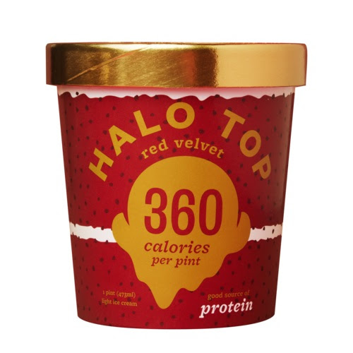 Halo Top Birthday Cake Ice Cream 1 pint Walmartcom