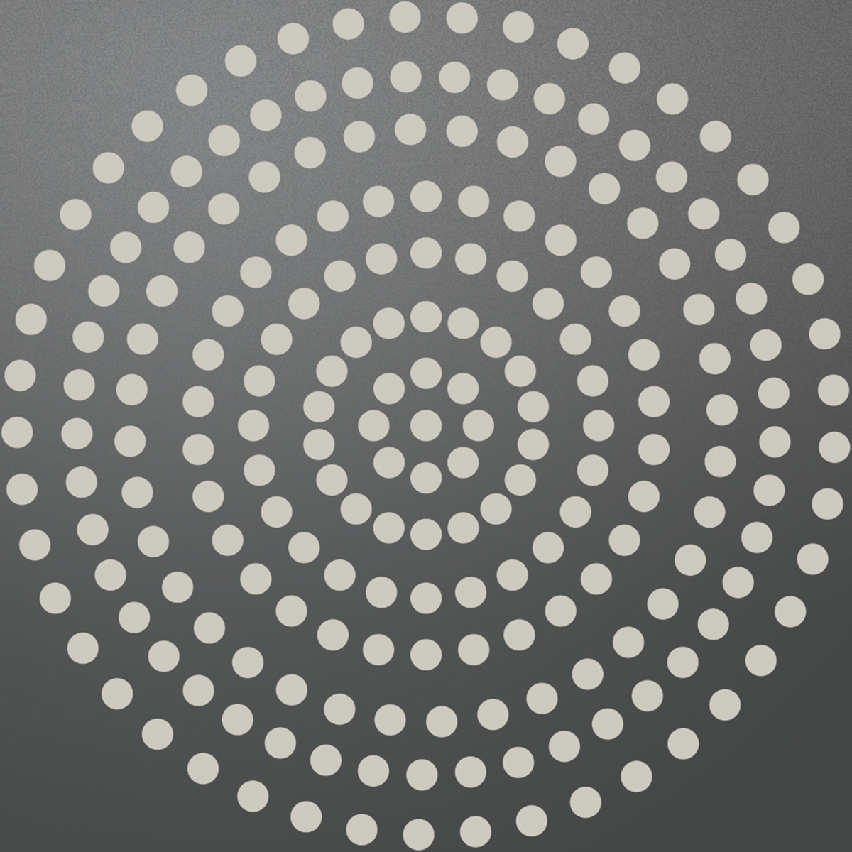 Couture Creations Self-Adhesive Pearls 3mm 206/Pkg-Chiffon Cream