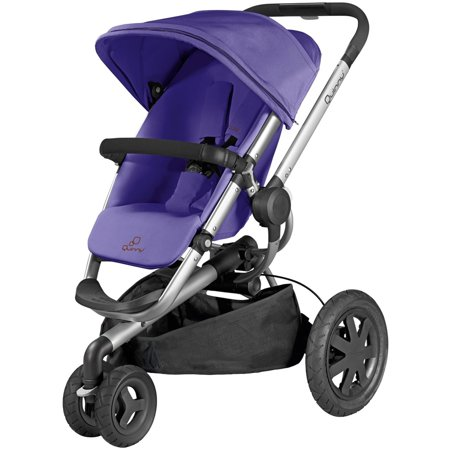 Quinny 2014 Buzz Xtra Stroller Purple Pace