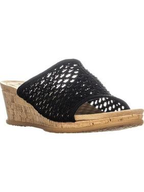 ec08eae2ea2 Product Image Womens BareTraps Flossey Comfrot Wedge Sandals