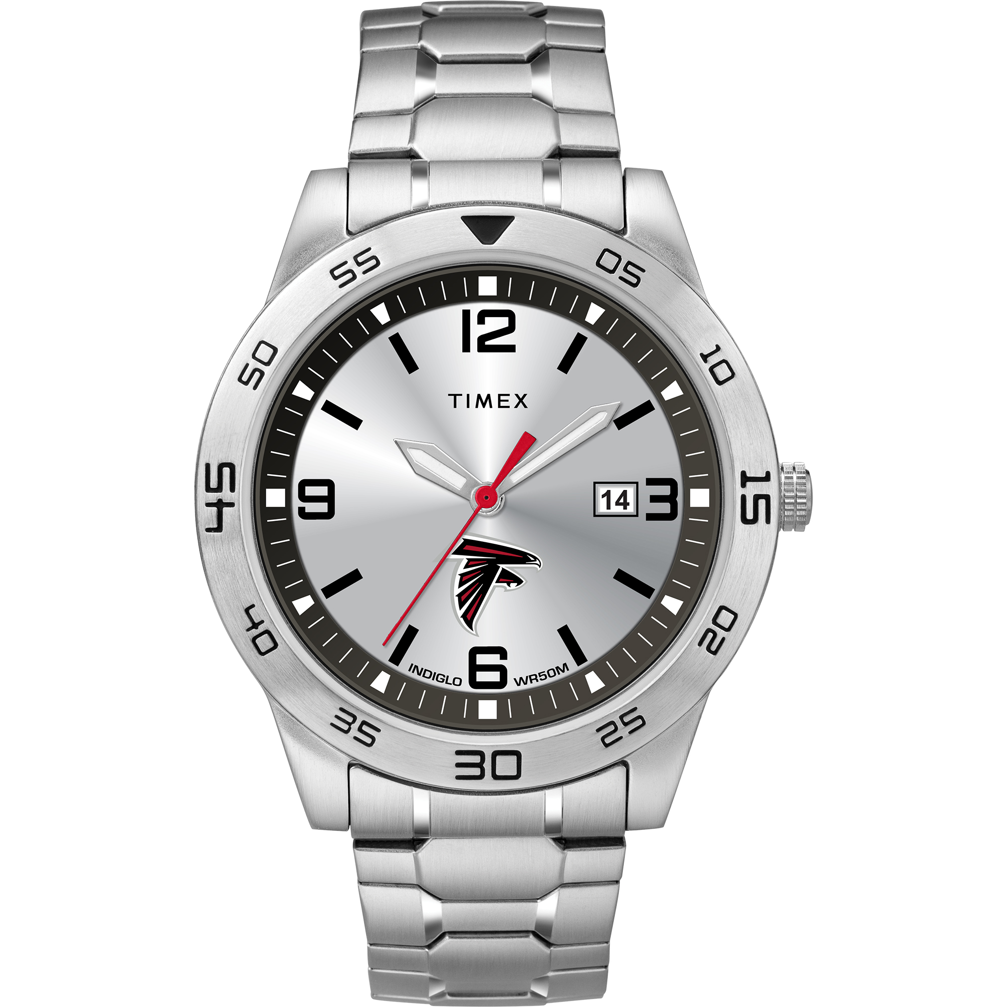 Timex - NFL Tribute Collection Citation Men's Watch, Atlanta Falcons