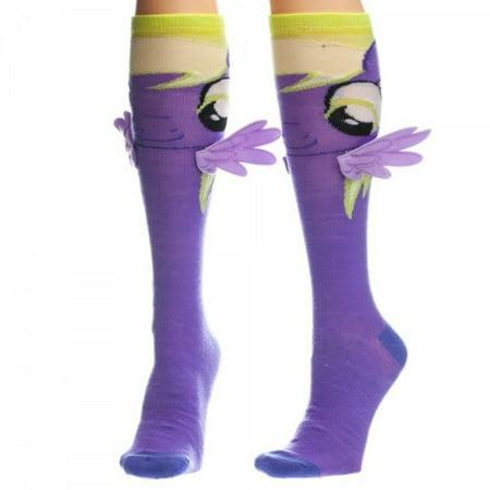 Knee High Socks   My Little Pony   Muffins W Wings Anime Licensed Kh0viulpt