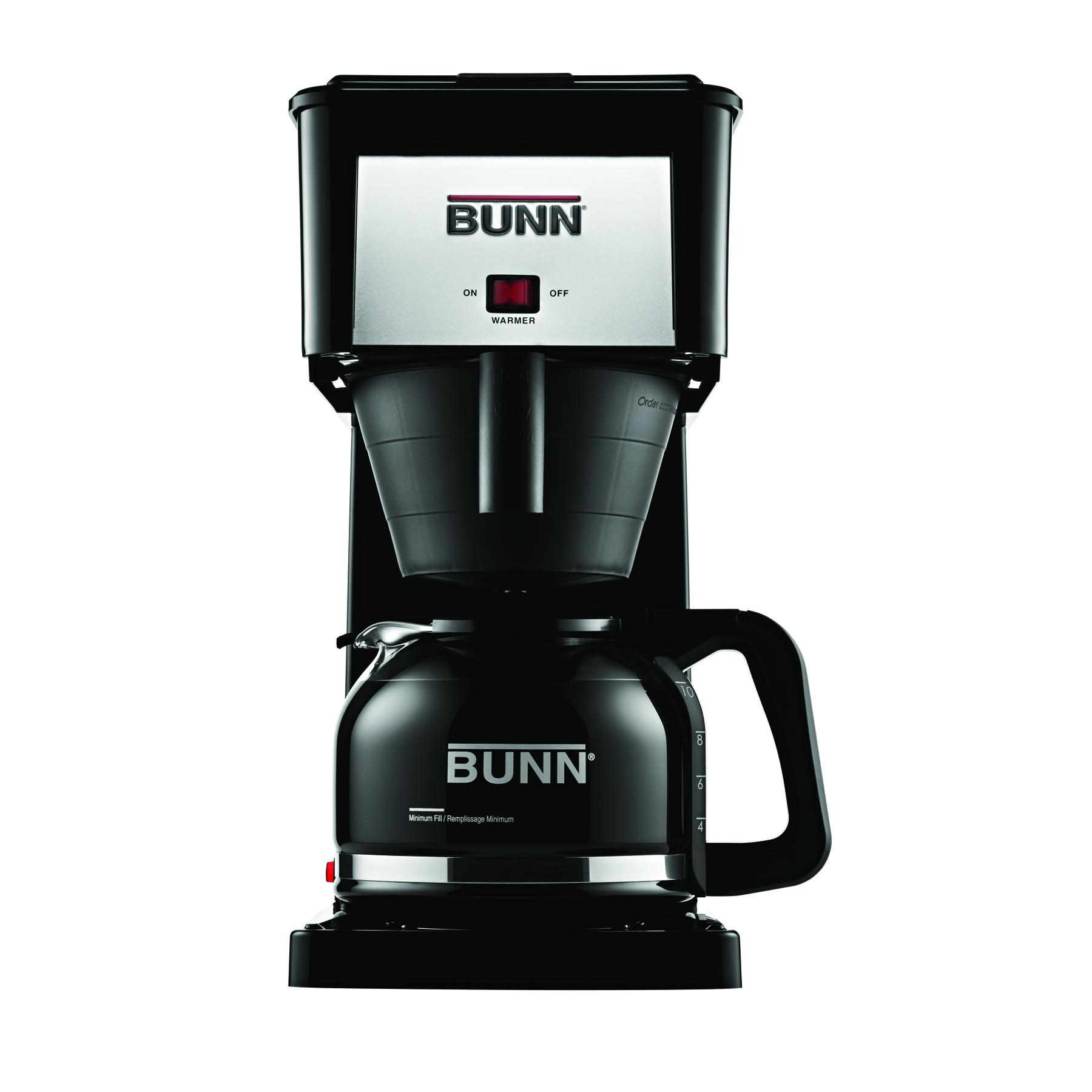 BUNN® Speed Brew® Classic Black Coffee Maker, Model GRB - Walmart.com