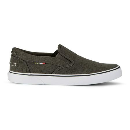 Guy Harvey Men's Pacific Oxford Sneakers