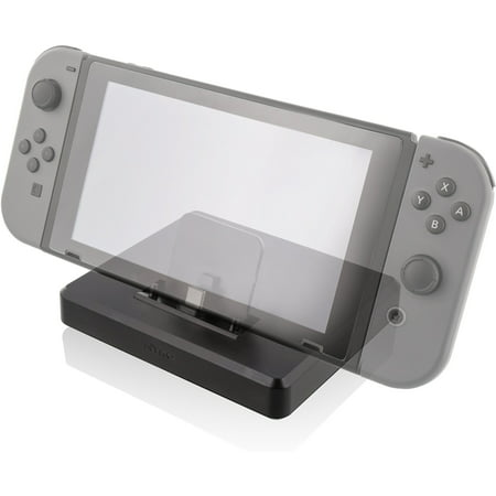 Nyko Portable Docking Charge Kit for Nintendo Switch with Compact Design Kit (Open Box - Like New)
