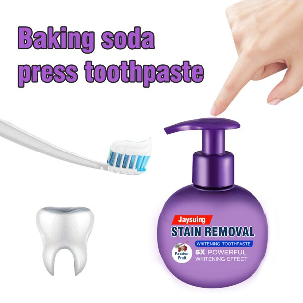 Stain Removal Whitening Toothpaste Fight Bleeding Gums Toothpaste