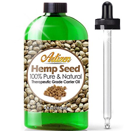 Artizen Hemp Seed Oil 4oz