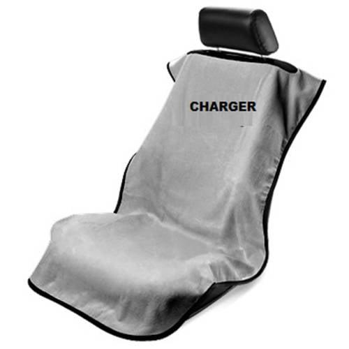 SeatArmour Charger Grey Seat Armour