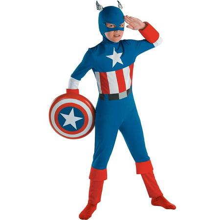 Marvel Captain America Classic Child Costume