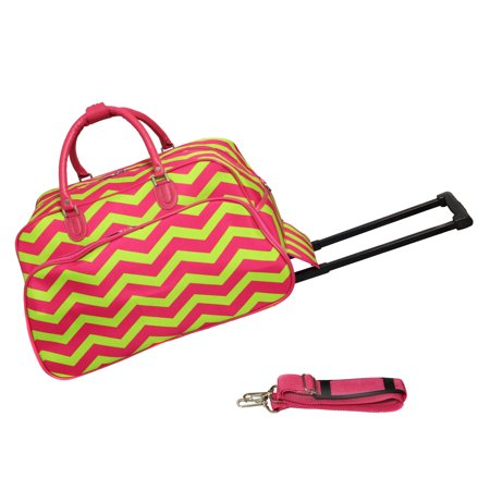 Collection Wheeled Duffel (All-Seasons ZigZag Collection 21