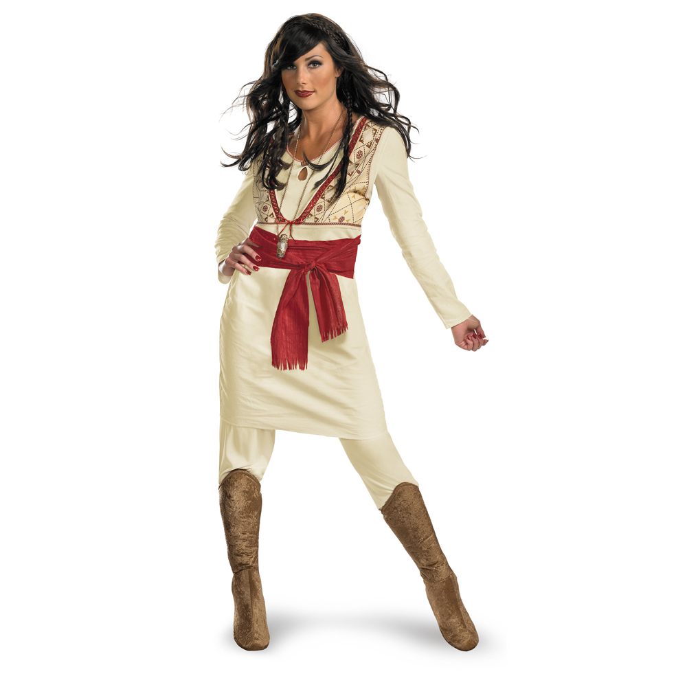 Prince Of Persia Princess Tamina Deluxe Costume Adult