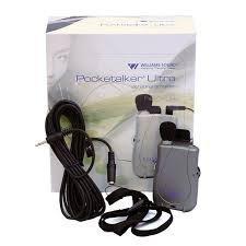 PockeTalker Ultra w/ Headphone & FREE Dual Earbuds