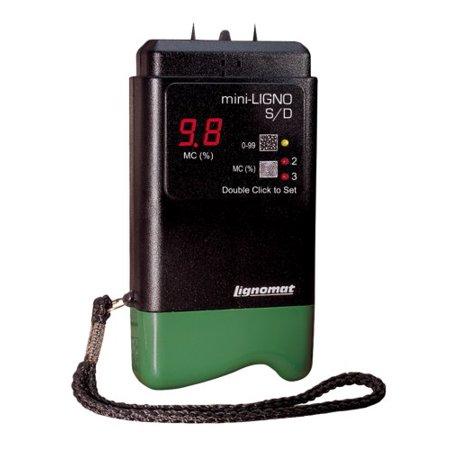 Lignomat SD-0 Moisture Meter Mini-Ligno S/D (Lignomat Moisture Meter)