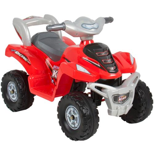 Kids Ride On ATV 6V Toy Quad Battery Power Electric 4 Wheel Power Bicycle Red