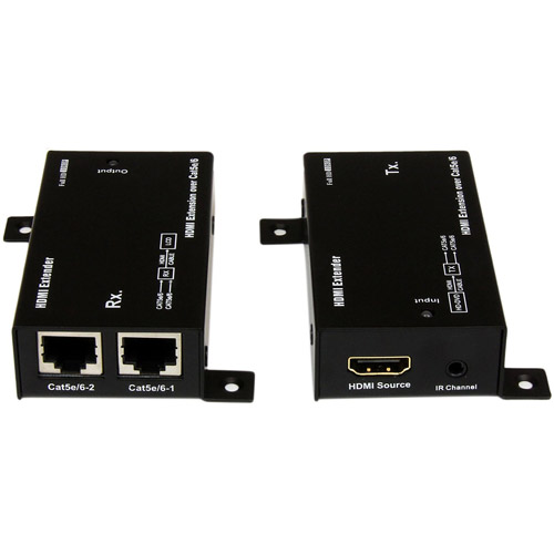 StarTech HDMI Over Cat5e/6 Extender with IR