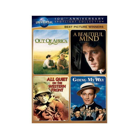 Best Picture Winners Spotlight Collection (DVD) (Best Vacation Spots Out Of The Us)