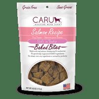 Caru Soft 'n Tasty Salmon Recipe Baked Bites Dog Treats - 4.0 oz