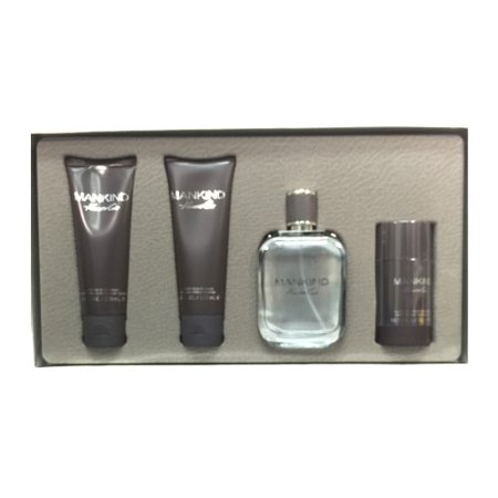 MANKIND MEN 4 PC Gift Set by KENNETH COLE